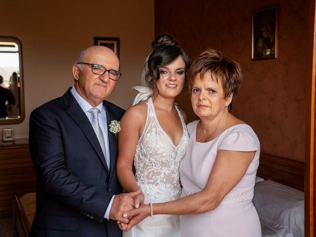 Il matrimonio di Vitalba e Mauro a Matera, Matera 27