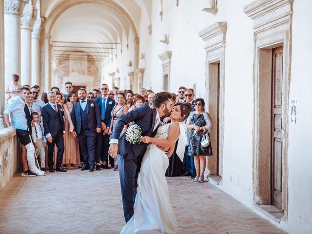 Il matrimonio di Vitalba e Mauro a Matera, Matera 28