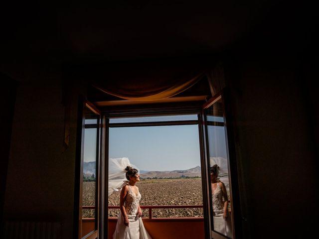 Il matrimonio di Vitalba e Mauro a Matera, Matera 29