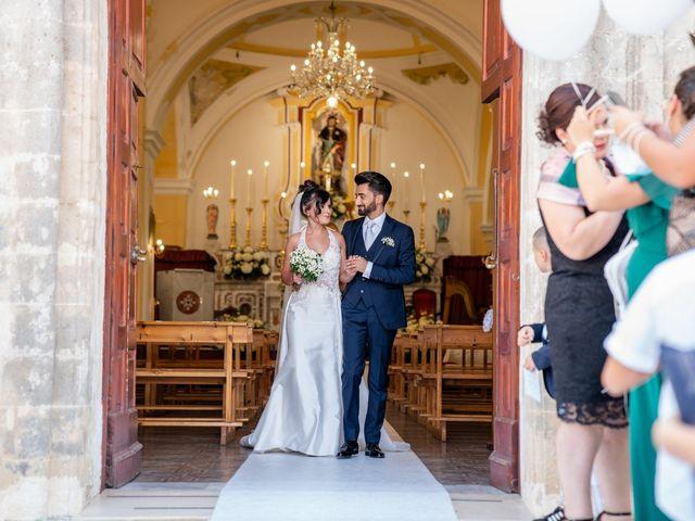 Il matrimonio di Vitalba e Mauro a Matera, Matera 30