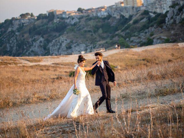 Il matrimonio di Vitalba e Mauro a Matera, Matera 1