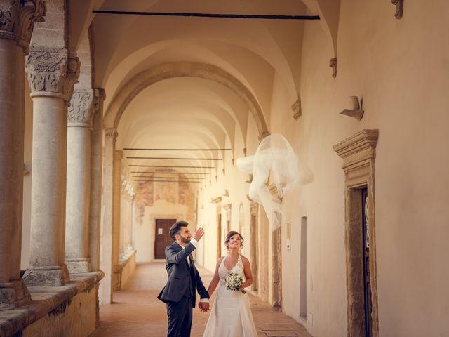 Il matrimonio di Vitalba e Mauro a Matera, Matera 32
