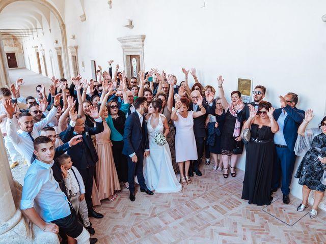 Il matrimonio di Vitalba e Mauro a Matera, Matera 34