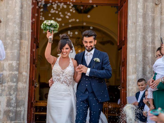 Il matrimonio di Vitalba e Mauro a Matera, Matera 35