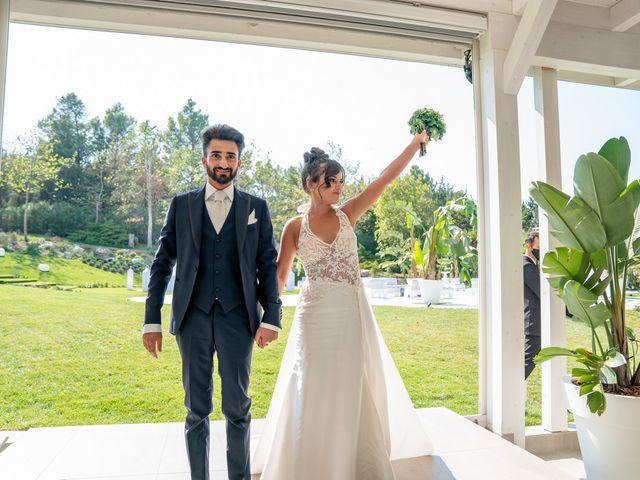 Il matrimonio di Vitalba e Mauro a Matera, Matera 40