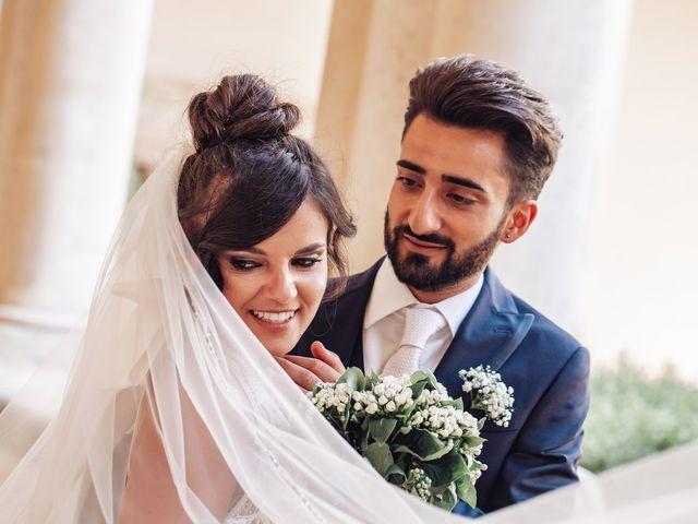 Il matrimonio di Vitalba e Mauro a Matera, Matera 47