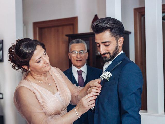 Il matrimonio di Vitalba e Mauro a Matera, Matera 53