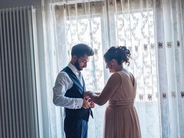Il matrimonio di Vitalba e Mauro a Matera, Matera 55