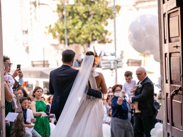 Il matrimonio di Vitalba e Mauro a Matera, Matera 59