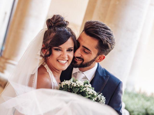 Il matrimonio di Vitalba e Mauro a Matera, Matera 64