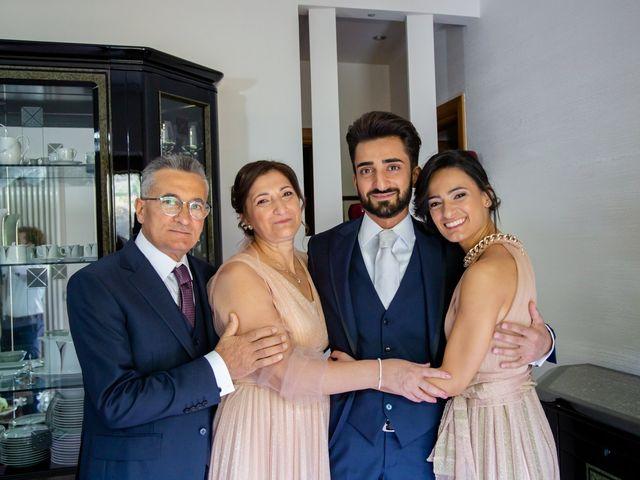 Il matrimonio di Vitalba e Mauro a Matera, Matera 65