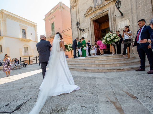 Il matrimonio di Vitalba e Mauro a Matera, Matera 67