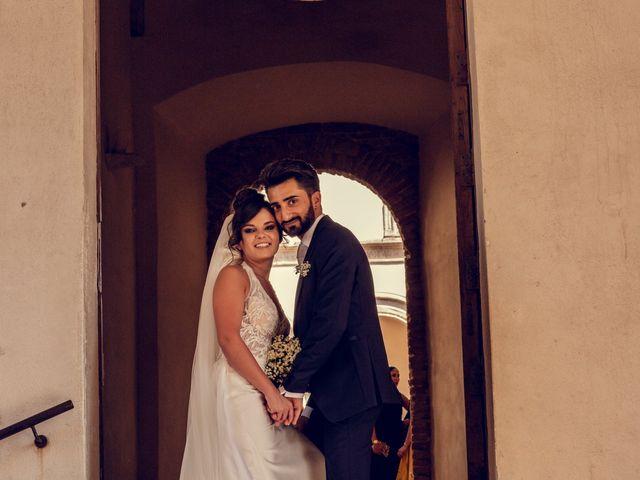 Il matrimonio di Vitalba e Mauro a Matera, Matera 68