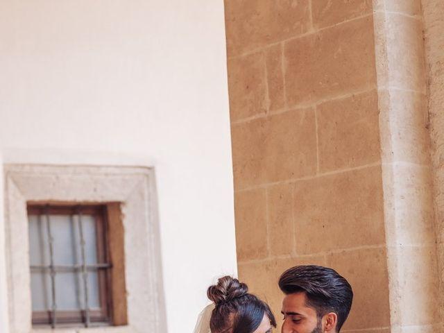 Il matrimonio di Vitalba e Mauro a Matera, Matera 70