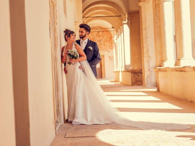 Il matrimonio di Vitalba e Mauro a Matera, Matera 72