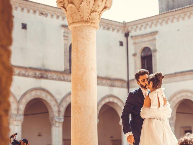Il matrimonio di Vitalba e Mauro a Matera, Matera 74