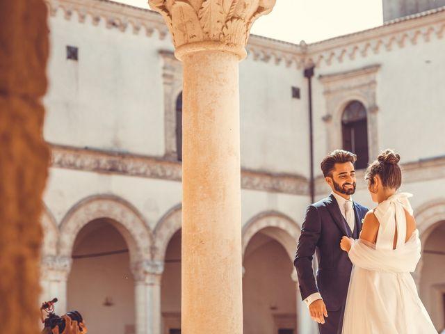 Il matrimonio di Vitalba e Mauro a Matera, Matera 76