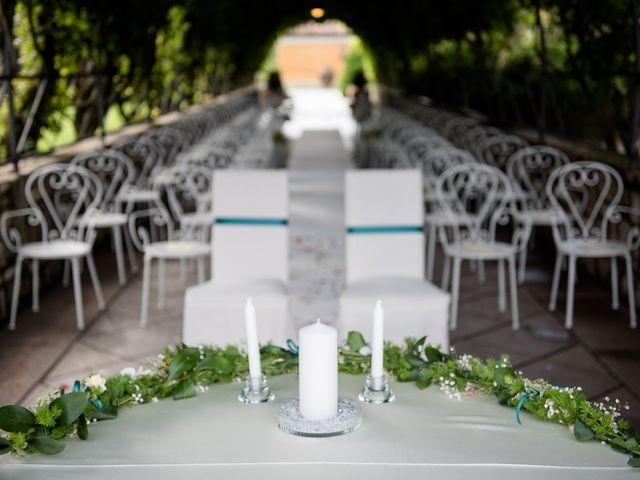Il matrimonio di Matthias e Laura a Brescia, Brescia 22