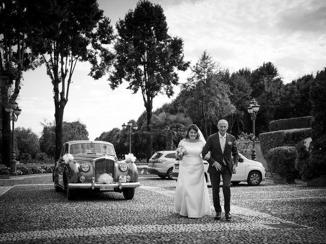 Il matrimonio di Matthias e Laura a Brescia, Brescia 25