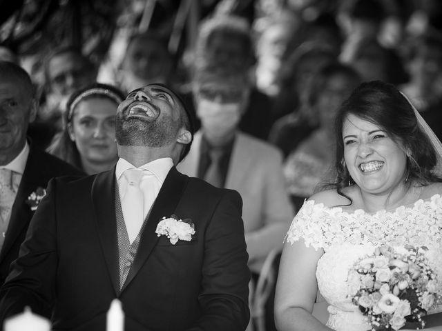 Il matrimonio di Matthias e Laura a Brescia, Brescia 29
