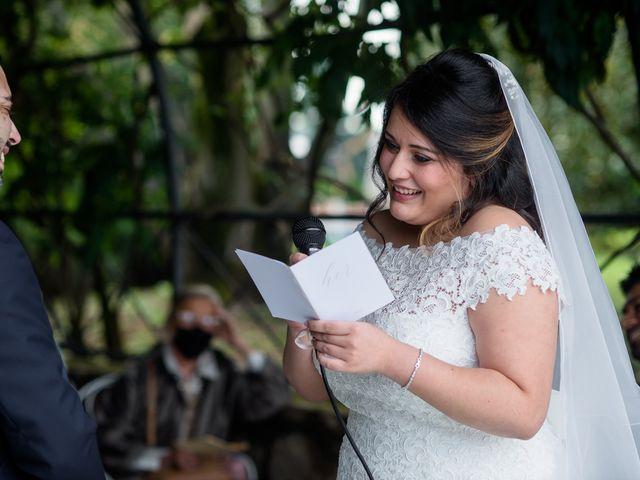 Il matrimonio di Matthias e Laura a Brescia, Brescia 30