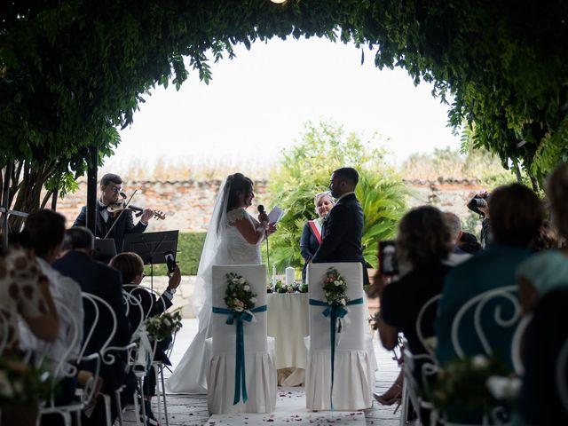 Il matrimonio di Matthias e Laura a Brescia, Brescia 31