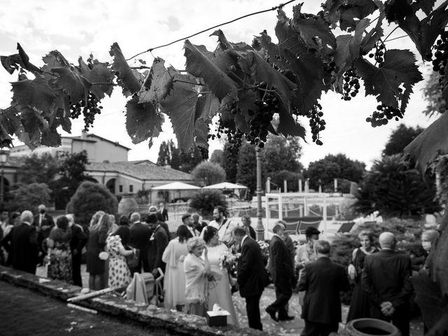Il matrimonio di Matthias e Laura a Brescia, Brescia 34