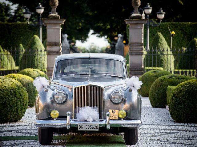 Il matrimonio di Matthias e Laura a Brescia, Brescia 38