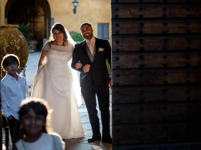 Il matrimonio di Matthias e Laura a Brescia, Brescia 39
