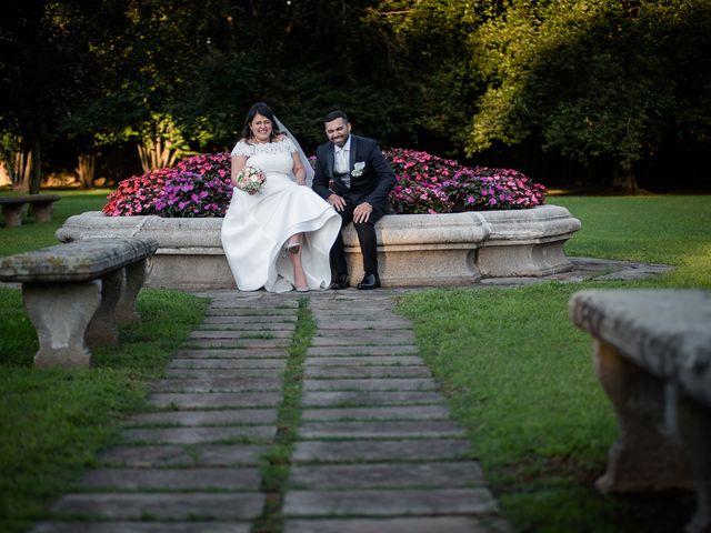 Il matrimonio di Matthias e Laura a Brescia, Brescia 41