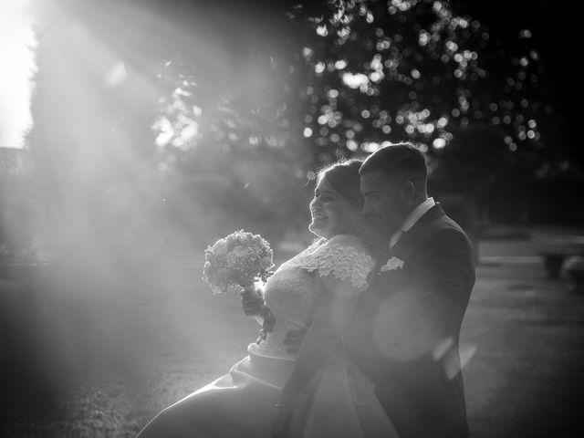 Il matrimonio di Matthias e Laura a Brescia, Brescia 43