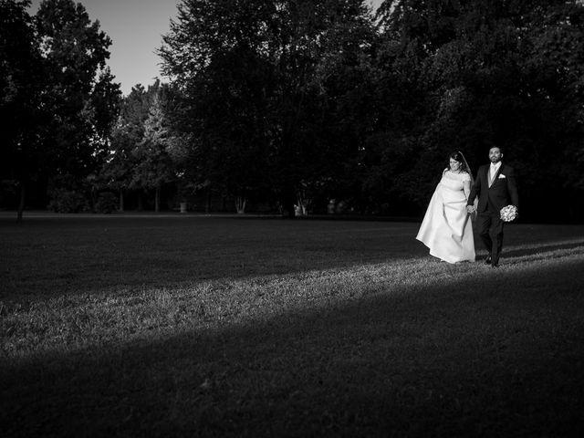 Il matrimonio di Matthias e Laura a Brescia, Brescia 44