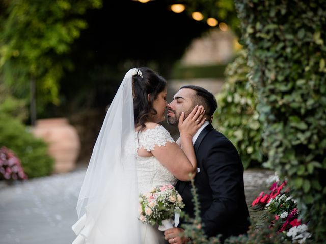 Il matrimonio di Matthias e Laura a Brescia, Brescia 48