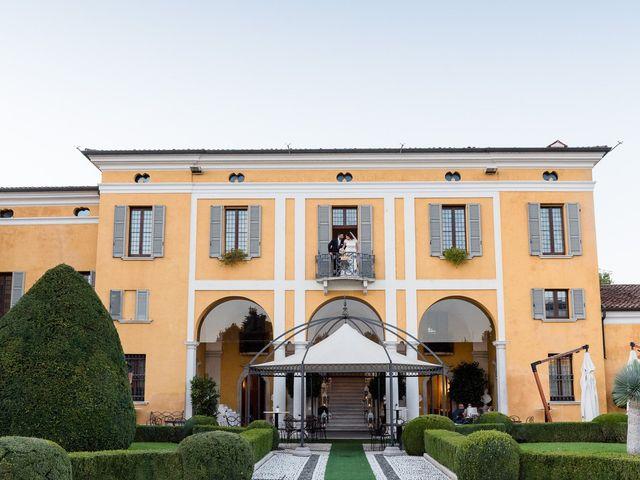 Il matrimonio di Matthias e Laura a Brescia, Brescia 50
