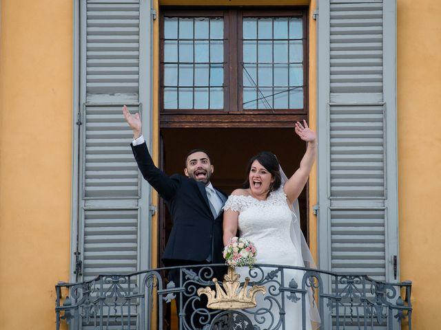 Il matrimonio di Matthias e Laura a Brescia, Brescia 52