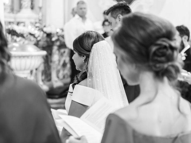 Il matrimonio di Riccardo e Natascia a Roncade, Treviso 11