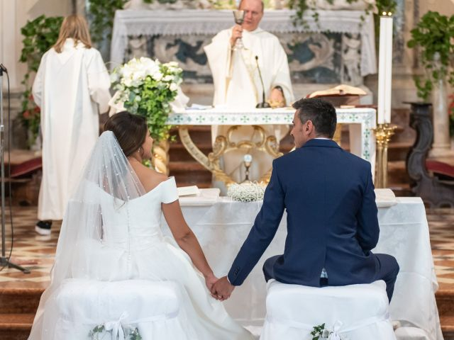 Il matrimonio di Riccardo e Natascia a Roncade, Treviso 12