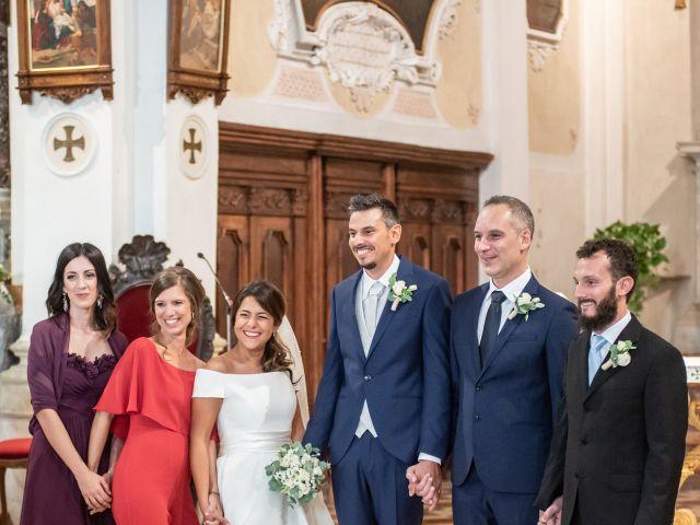 Il matrimonio di Riccardo e Natascia a Roncade, Treviso 13