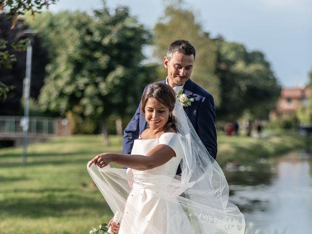 Il matrimonio di Riccardo e Natascia a Roncade, Treviso 20