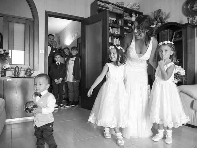 Il matrimonio di Massimiliano e Alessia a Napoli, Napoli 24