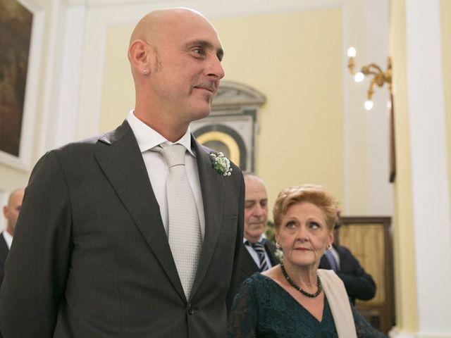 Il matrimonio di Massimiliano e Alessia a Napoli, Napoli 34