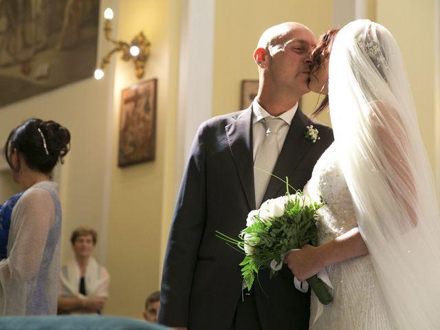 Il matrimonio di Massimiliano e Alessia a Napoli, Napoli 36