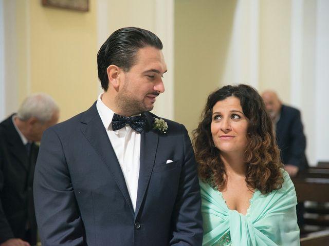 Il matrimonio di Massimiliano e Alessia a Napoli, Napoli 40