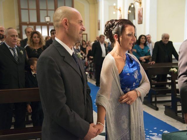 Il matrimonio di Massimiliano e Alessia a Napoli, Napoli 41