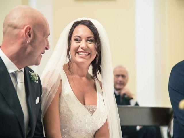 Il matrimonio di Massimiliano e Alessia a Napoli, Napoli 42