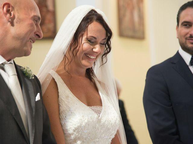 Il matrimonio di Massimiliano e Alessia a Napoli, Napoli 43