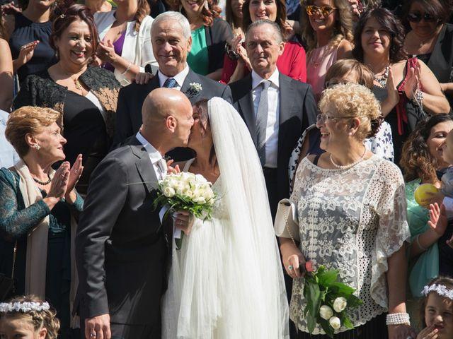 Il matrimonio di Massimiliano e Alessia a Napoli, Napoli 47