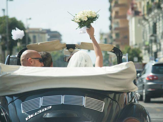 Il matrimonio di Massimiliano e Alessia a Napoli, Napoli 48