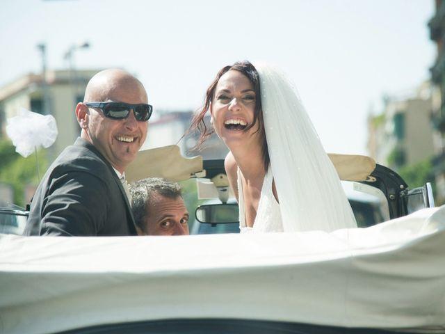 Le nozze di Alessia e Massimiliano