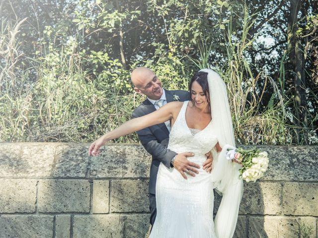 Il matrimonio di Massimiliano e Alessia a Napoli, Napoli 53